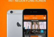 Mein Simyo App überarbeitet