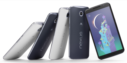 Nexus 6 von Google