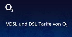 o2: DSL Drosselung nach dem 3 November