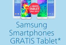o2 samsung galaxy s5 mit gratis tablet