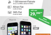 iPhone 6 mit Otelo Vertrag im Vodafone Netz