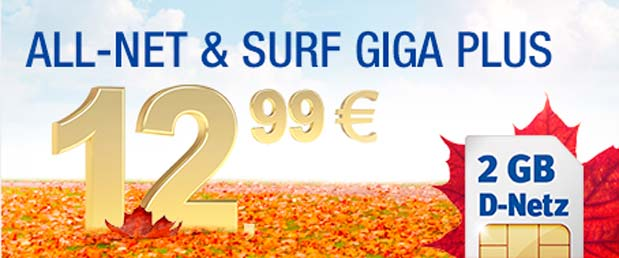 ALL-NET & SURF GIGA PLUS