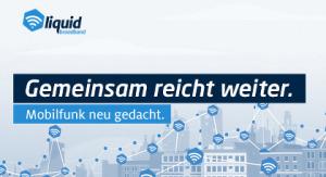 Liquid Broadband das vierte Netzbetreiber in Deutschland