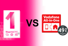 MagentaEins vs Vodafone All-in-one