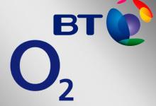 o2 und British Telecom