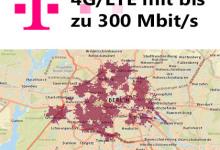 Telekom LTE bis zu 300 Mbit/s