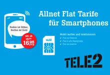Tele2 Allnet Tarife
