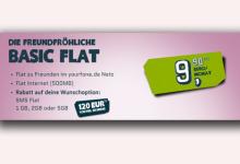 Yourfone Basic Flat