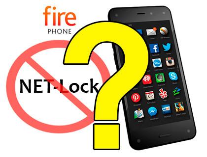 Doch keine Amazon Fire Phone ohne Netlock