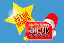 Keine Anschlussgebühr und 50 € MediaMarktgutschein jetzt bei DNS:Net