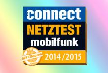 Mobilfunk-Netztest von Connect