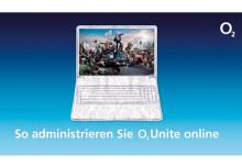 o2 Unite: Den Mobilfunk der eigenen Firma im Blick