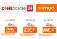 preisboerse24 und simyo