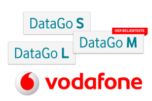 Vodafone Datentarife Data-go