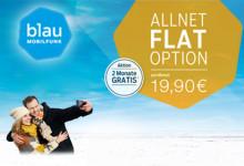 Allnet-Flat jetzt 2 Monate gratis
