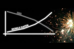 Datenvolumen zum Jahreswechsel bei Telefónica auf Rekordniveau