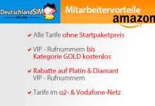 deutschlandsim.de exklusiv fur Amazon