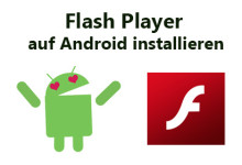 Flash Player auf Android installieren