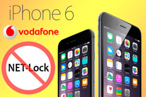 Vodafone iPhone 6 NET-Lock