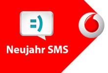 Vodafone Neujahr SMS