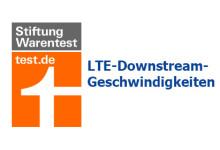 LTE-Downstream-Geschwindigkeiten sind laut Stiftung Warentest nur theoretische Werte