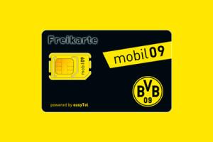 mobil09: Kostenlose Prepaid-SIM-Karte