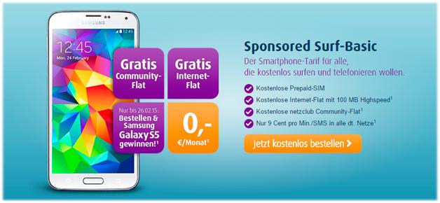 netzclub: Kostenlose Prepaid-SIM mit gratis Community-Flat und Gewinnspiel