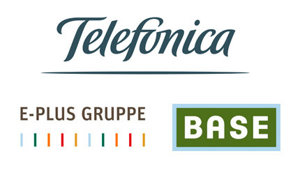 Telefónica E-Plus und Base