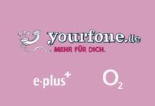 Yourfone e-plus o2