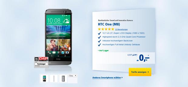 1&1 HTC One
