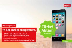 Ay Yildiz: Gratis Anrufe in der Türkei
