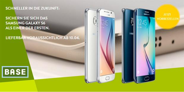 1&1 Samsung GALAXY S6