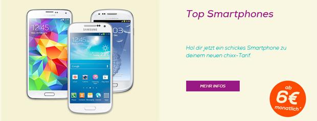 Chixx Smartphones