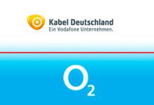 Kabel Deutschland beendet die Zusammenarbeit mit o2