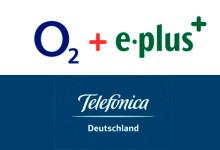 o2 E-plus Telefonica