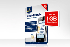 Allnet-Flat von Tchibo mobil