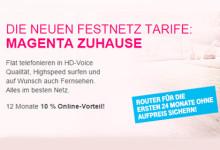 Telekom: MagentaZuhause