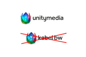 Unitymedia: Tilgung der Marke KabelBW