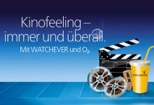 Watchever bei o2