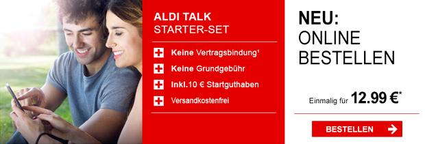 Aldi Talk Online Bestellen