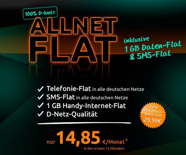 crash-tarife Allnet-Flat option