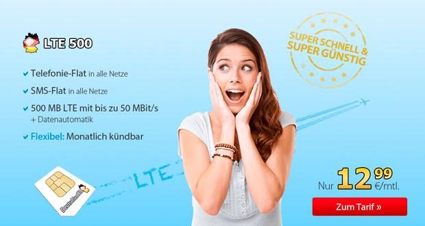 deutschlandsim LTE 500