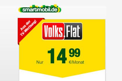 BILD und smartmobil.de: Volks-Flat