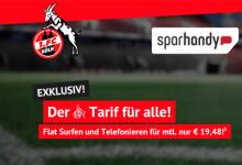 Sparhandy FC Köln Tarif