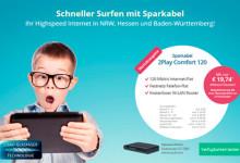 Sparkabel Tarif 2Play Start 25