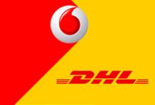 Vodafone und DHL