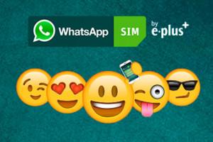 WhatsApp SIM logo