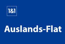 1&1 Auslands-Flat