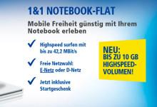 1&1 Notebook-FLAT