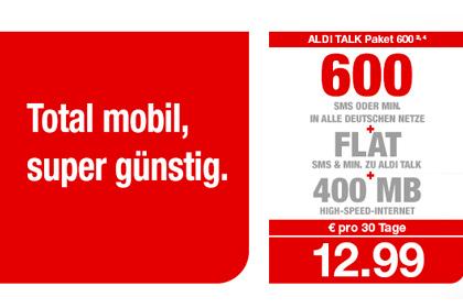 allnet flat von aldi talk f r nur 10 euro. Black Bedroom Furniture Sets. Home Design Ideas